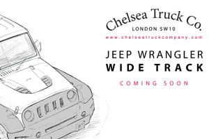 Chelsea Truck Company Jeep Wrangler Preview