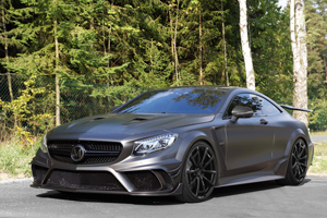 Mansory S63 Coupe Black Edition