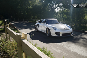 911 GT2 V-FF 104 Wheels