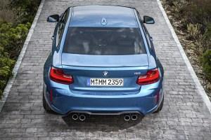 2016 BMW M2 (20)