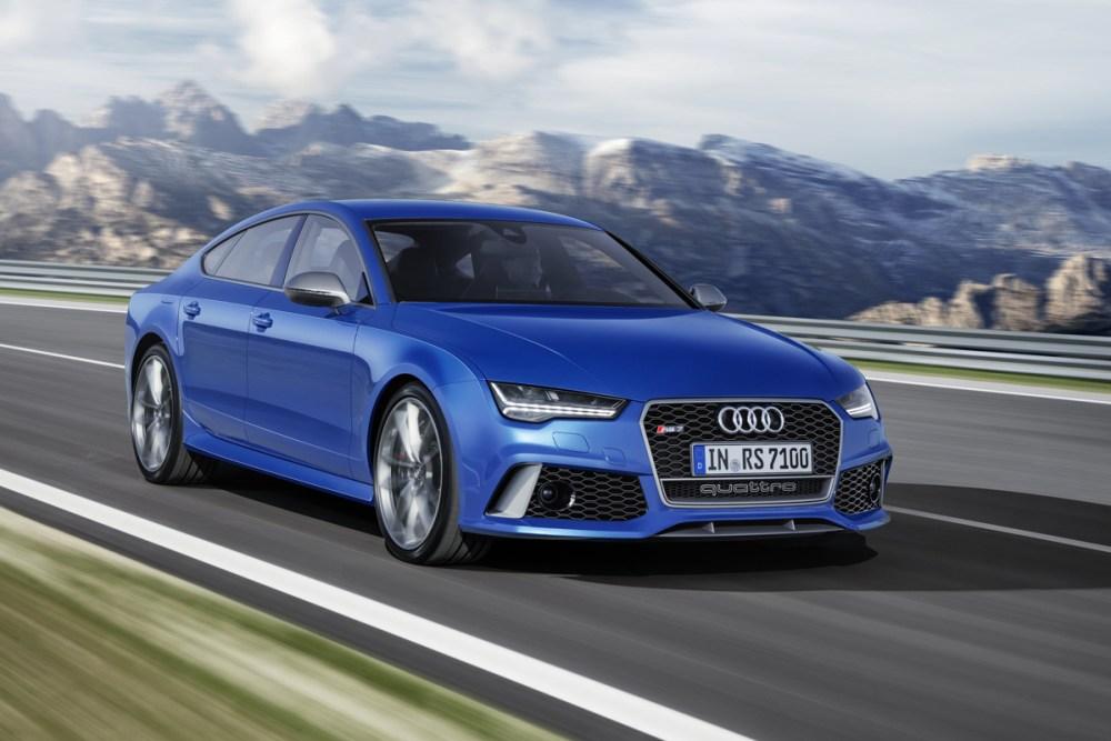 Audi RS7 Performance