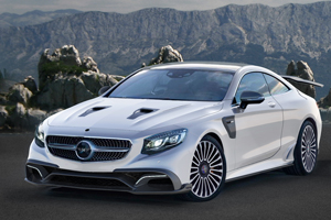 Mansory Mercedes-Benz S63 AMG Coupe