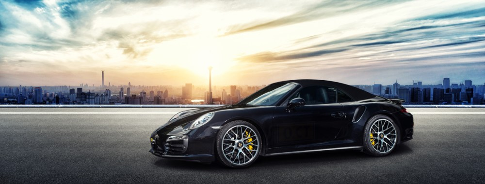 O.CT Tuning Porsche 911 Turbo S