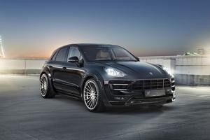 Hamann Porsche Macan