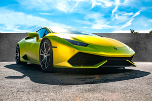 XXX Performance Huracán