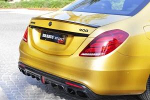 Brabus Rocket 900 Desert Gold Edition (31)