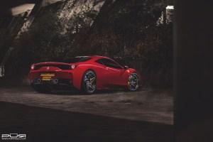 Ferrari 458 Speciale PUR LX22.V3 Forged Wheels ReinART Design