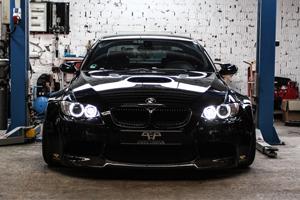 PP Performance Deep Concave BMW M3