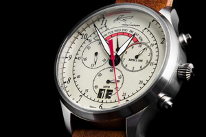 A Kahn Design Limited Edition Drivers' Chronograph
