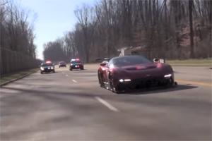 Aston Martin Vulcan Cleveland