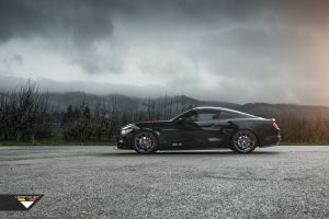 Ford Mustang Vorsteiner V-FF 101 Flow Forged Wheels