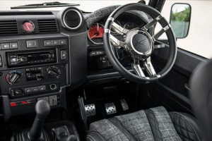 Chelsea Truck Company Land Rover Defender 'The End Edition'