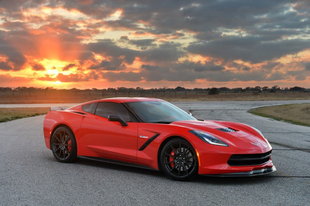 HPE1000 Corvette Stingray