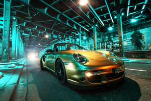 Wimmer RST 997 Turbo Cabriolet