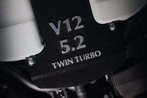 Aston Martin DB11 Twin-Turbo V12 preview