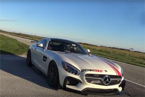 RENNtech Mercedes-AMG GT Exhaust