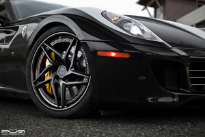 Ferrari 599 PUR Wheels