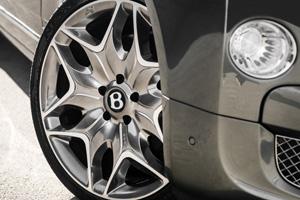 Split 6 Bentley Wheels