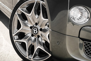 Split 6 Bentley Wheels