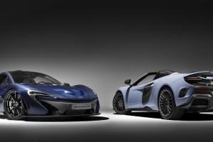 McLaren MSO at Geneva