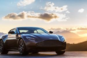 2017 Aston Martin DB11 (4)