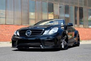 MEC Design Cerberus Mercedes-Benz E-Class Cabriolet