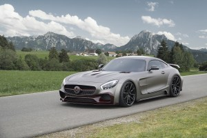 Mansory Mercedes-AMG GT S