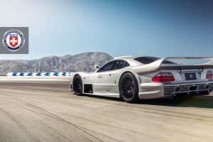 Mercedes-Benz CLK GTR with HRE P103 Forged Wheels (9)