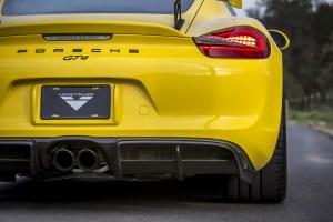 Vorsteiner Porsche Cayman GT4 (10)