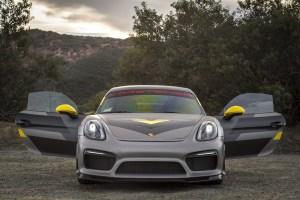 Vorsteiner Porsche Cayman GT4 (3)