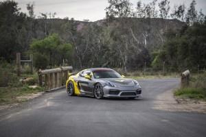 Vorsteiner Porsche Cayman GT4 (33)