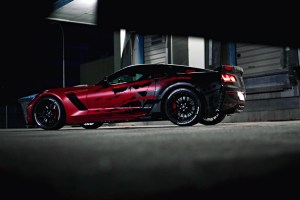 BBM Motorsport Chevrolet Corvette Z06