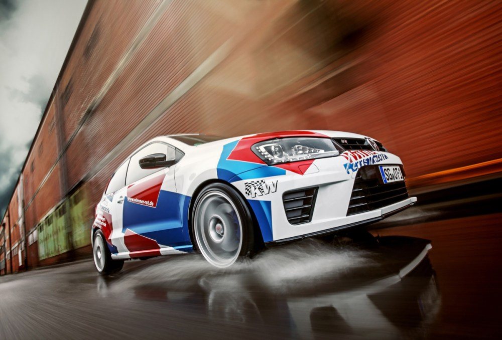 Wimmer RST Polo R WRC
