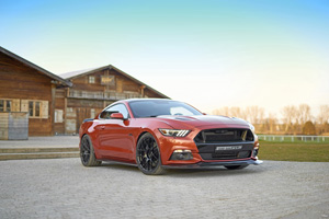GeigerCars Mustang GT 820