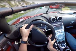 POV Koenigsegg Agera R Drive