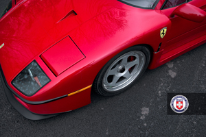 HRE Classic 350 F40