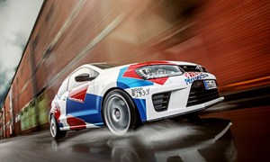 Wimmer RST VW Polo R WRC