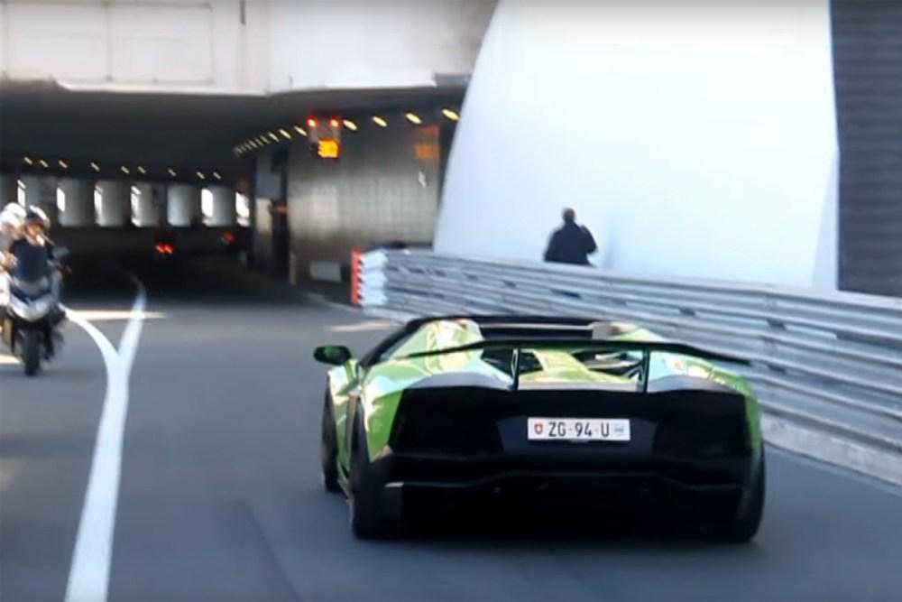 Super Car Trio in Monaco