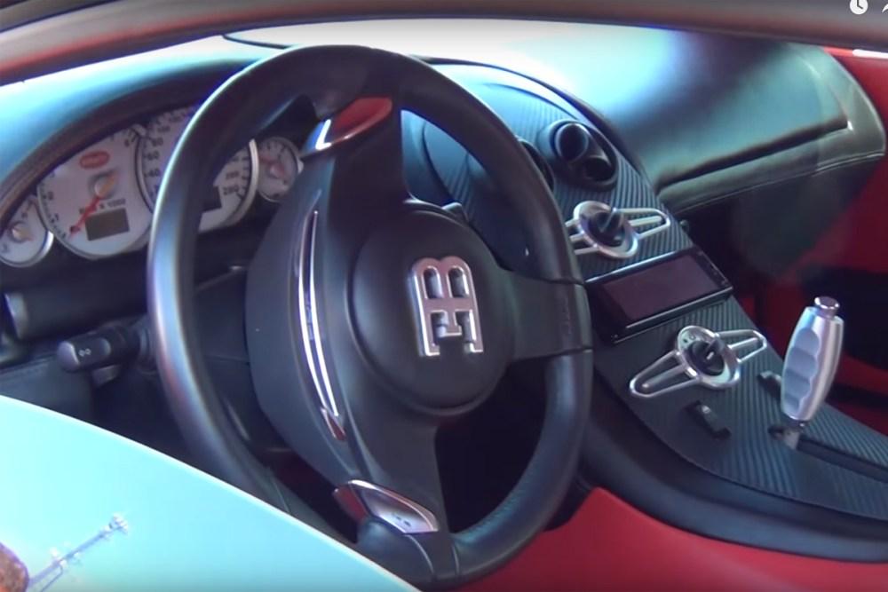 Replica Bugatti Veyron