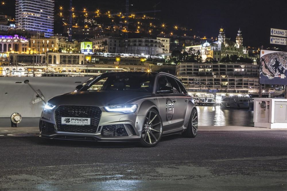 Prior Design D600R Audi RS6 Avant
