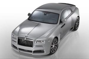 Spofec Overdose Rolls Royce Wraith (1)