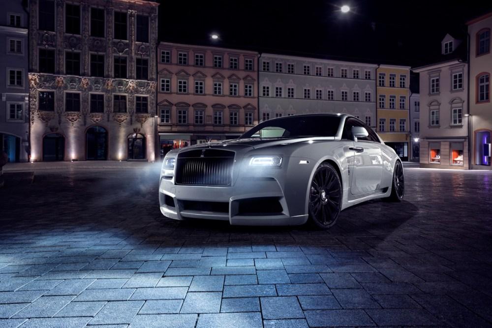 Spofec Overdose Rolls Royce Wraith (17)