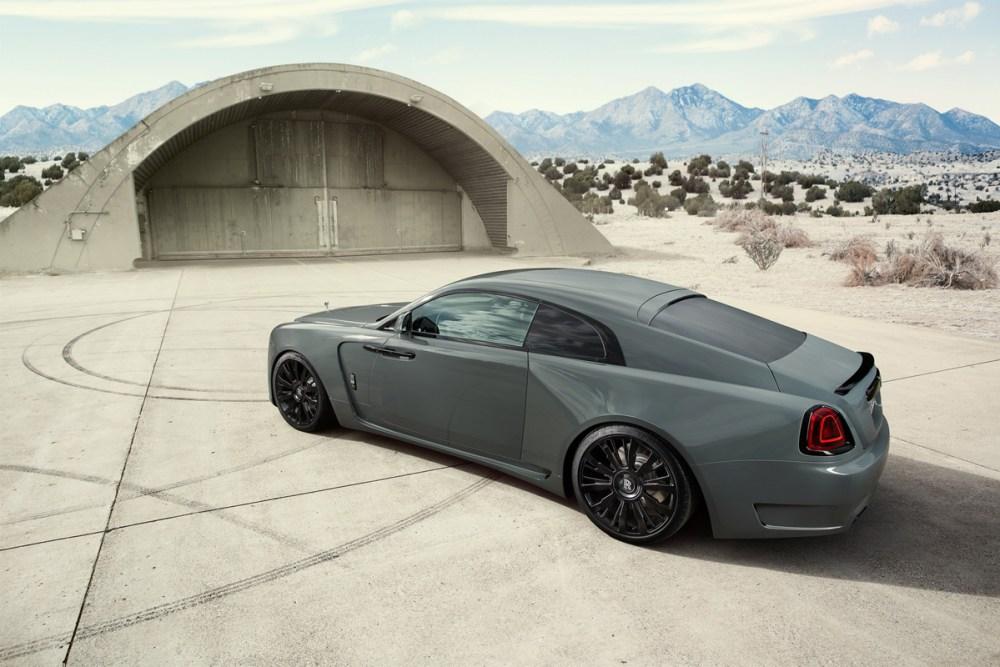 Spofec Overdose Rolls Royce Wraith (26)