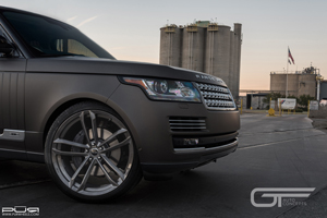 Range Rover L Autobiography PUR RS07 Forged Wheels
