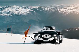 Jon Olsson Lamborghini Murcielago Glacier