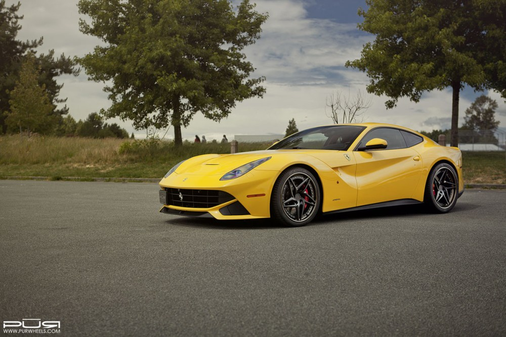 Ferrari F12Berlinetta PUR LX22.V3 wheels