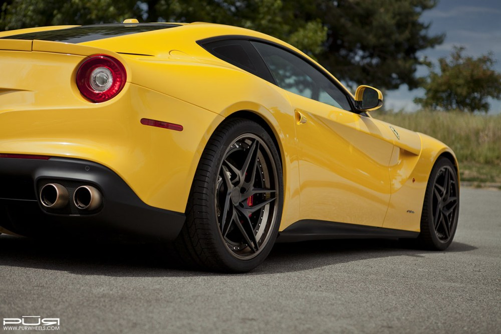 Ferrari F12Berlinetta PUR LX22.V3 wheels