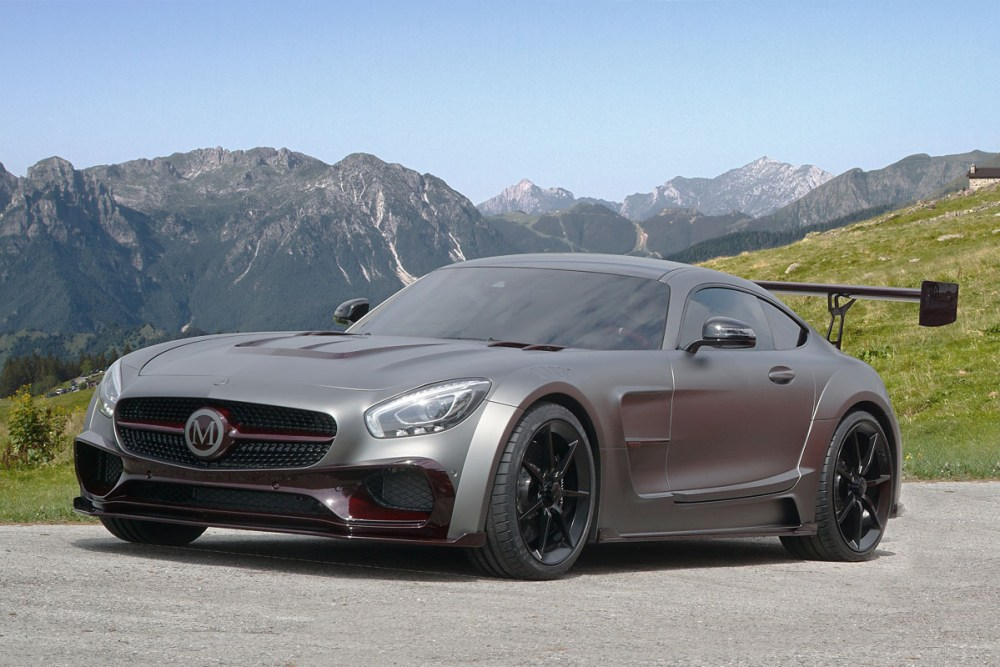 One-Off Mansory Mercedes-AMG GT S