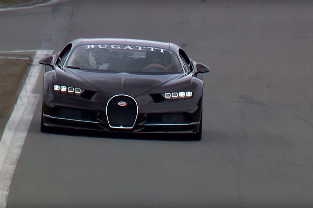 Bugatti Chiron Nurburgring