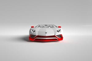 Vitesse Audessus Lamborghini Aventador LP 750-4 Superveloce